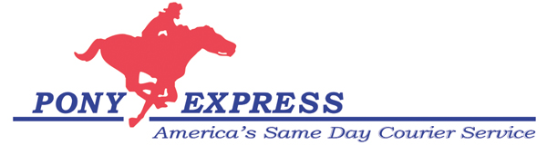 Pony Express Courier Service